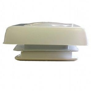 Static Caravan Sky light Roof light assembly 170mm x 170mm with Flyscreen